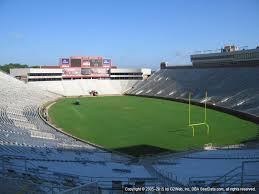 Doak Campbell Stadium View From Section 224 Vivid Seats