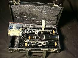 Bb Soprano Leblanc Clarinet Model