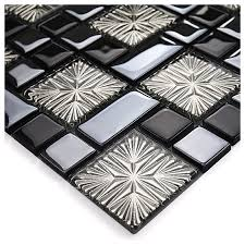 Small Picture coating mosaic tiles art design glass tile bedroom kitchen