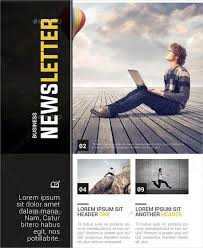 Newsletter Templates For Word 19 Word Newsletter Templates