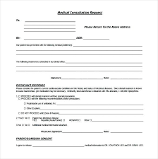 Medical Request Form Template Medical Record Release Form Template