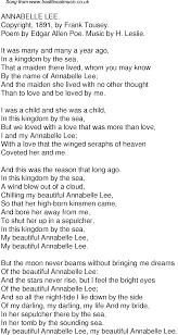 edgar allan poe love poems