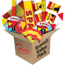 Decorations In Spain Spanish Themed Party Supplies