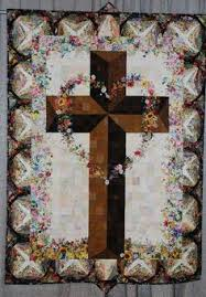 Cross Quilt Pattern Inspiration Cross Quilt At San Rafael's Quilting Crosses And Watercolor