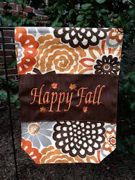 Small Picture Beautiful Fall Garden Flags Autumn Welcome Flag In Design Decorating