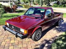 eBay Find of the Week: 1981 Volkswagen Pickup