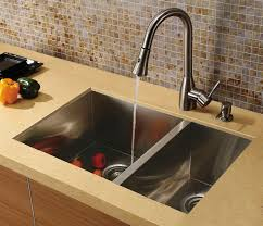 Best Kitchen Sink Material 2017 Also Sinks Large Stainless Steel Best Stainless Kitchen Sinks