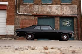 Again, no info in the link but looks like a '71 Chevy Nova to me ...