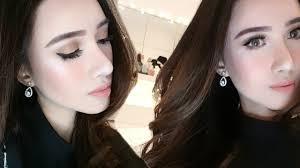 wardah one brand tutorial graduation makeup bahasa indonesia