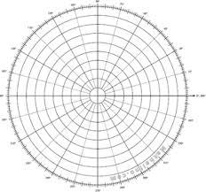 Polar Coordinate Printable Paper Free Download