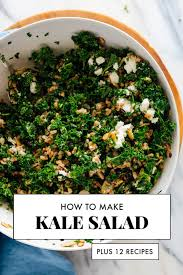 12 Favorite <b>Kale Salads</b> (plus tips!) - Cookie and Kate