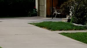 Concrete Driveway Thickness Design Curing Concrete Prevent Cracks With Plastic Covering