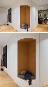 Design Detail - Include A Built-In Seat In Your Entryway   Corner ...