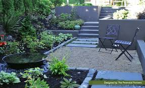 sloped lot portland landscaping