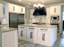 Great White Shaker Kitchen Cabinets Hardware With Shaker Style