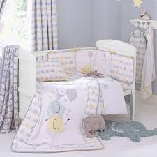 baby elephant nursery bedding sets cot per set pink purple crib erfly girl sheets boy and