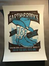 Garth Brooks Bridgestone Arena Seating Chart Details About 2017 Garth Brooks Bridgestone Arena Concert Poster Nashville Tn Trisha Yearwood