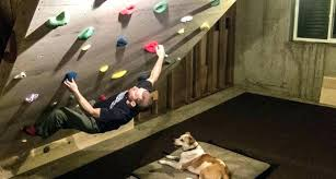 how to build a bouldering wall build your own climbing wall build your own basement wall how to build a bouldering wall