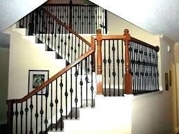 wrought iron stair railing kits. Simple Wrought Interior Wrought Iron Railings Stair Railing Kits  Designs For Wrought Iron Stair Railing Kits L