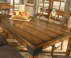dining room tables reclaimed wood. Large Wood Dining Room Table Cool Decor Inspiration Wooden Tables Perfect Reclaimed On Round Pedestal