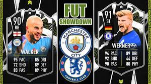 WHO TO CHOOSE FROM KYLE WALKER AND TIMO WERNER FUT SHOWDOWN SBC | FIFA 21  ULTIMATE TEAM - YouTube