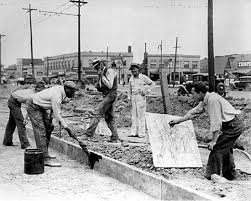works progress administration facts wpa federal art project united states history britannica com