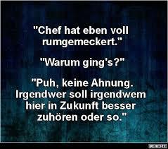 Chef Hat Eben Voll Rumgemeckert Lustige Bilder Sprüche Witze