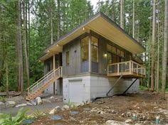 Small Picture Vashon Island Cabin Design by Vandeventer Carlander Architects