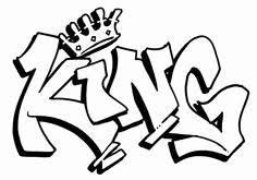 Graffiti Kleurplaat Elegant Graffiti Words Google Search Coloring