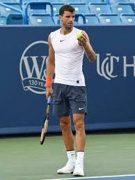 Новини, анализи, репортажи, галерии за григор димитров. Grigor Dimitrov Western And Southern Open Tennis Clothes Tennis Players Professional Tennis Players