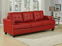 image of leather sofa bed 7