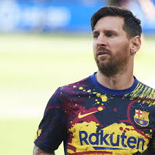 Argentinian soccer player lionel messi moved to spain at the age of 13. The Real Obstacle To Lionel Messi Joining Manchester City Bitter And Blue