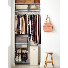 Platinum elfa Small Space Closet ...