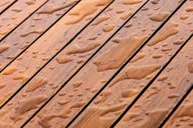 how to waterproof your wood deck true