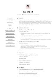 Designer Barber And Stylist School Hair Stylist Resume Templates 2020 Free Download Resume Io