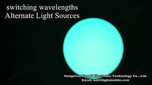Alternate Light Source Forensics Moveed Forensic Handheld Blue Laser 445nm Alternate