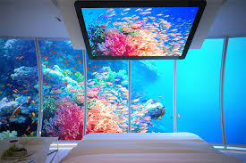 real underwater hotel. This Fabulous Hydropolis Underwater Hotel Has Several Places For Your Perfect Holiday It Sees The Real Sea Beauty Under Beneath Sea. T