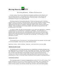 Grinding Wheels Designation Grinding Abrasive Cutting Abrasive