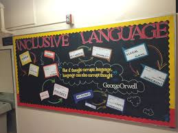 ra bulletin boards resident assistant inclusive language