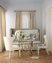 Marcourt Banquette Bernhardt Interiors Luxe Home Philadelphia - Luxe home interiors