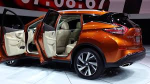 2018 nissan crossover. beautiful crossover 2018 nissan murano rear view to nissan crossover