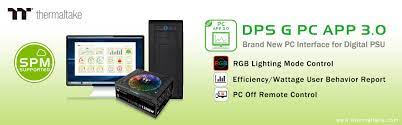 Thermaltake เปิดตัวแอพพลิเคชั่นใหม่ล่าสุด DPS G PC APP 3.0 ทีี่ใช้กับ PSU  ให้มีประสิทธิภาพมากยิ่งขึ้น | Vmodtech.com | Review, Overclock, Hardware,  Computer, Notebook, Marketplace