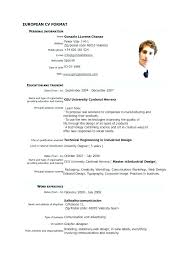 New Resume Format 2014 Very Good Resume Format Elegant Examples Of