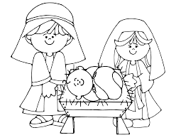 Precious Moments Christmas Coloring Pages Free With Medquit Coloring