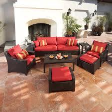 deco garden furniture. Outdoor:Best Garden Furniture 4 Piece Conversation Set Patio Wicker Lawn Deco A