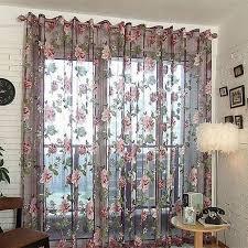 um size of curtain multi coloreder curtains color print curtain panelsmulti fl window striped panels
