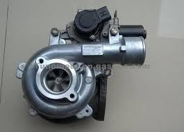 1KD-FTV Engine CT16V Turbo For Toyota Landcruiser Diesel 17201-0L040 ...