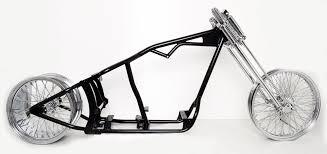 softail bobber 250 custom rolling chassis for harley evolution