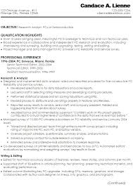 Resume For A Technical Writer Research Analyst Susan Ireland Writing A Technical  Resume Writing A Technical