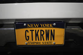 exclusive new york dmv to yank license plate over anti semitic acronym used by neo s